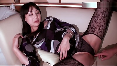 XXX Japanese famous stripper Miho, enthusiastic cumshot sex
