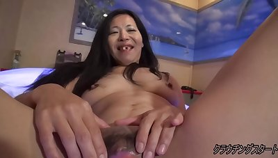 Ugly asian ancient floozy hot porn video