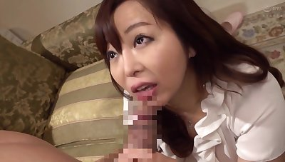 [SPRD-1054] KAORI - My Son-In-Law A Stepmom Gets Fucked Out Of Her Mind thigh up