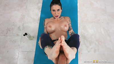 Seductive scenes be fitting of hardcore workout far anal POV with the wife