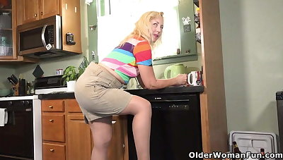 An older woman means fun part 399