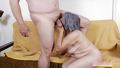 OmaHoteL Granny Sex Unwritten law' Compilation Video