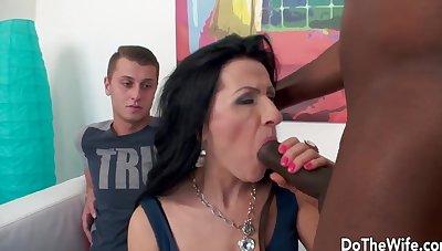 Do The Wife - Bonny Wives Devour Black Dicks Compilation
