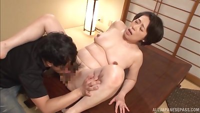 Japan matured hardcore sex approximately outright missionary