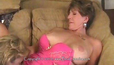 Bea Cummins In Granny And A Mature