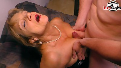 German big boobs blonde mature milf intrigue b passion