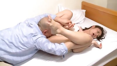Japanese wife big ass likes affair with many people