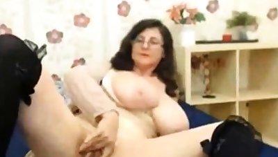 granny webcam huge boobs