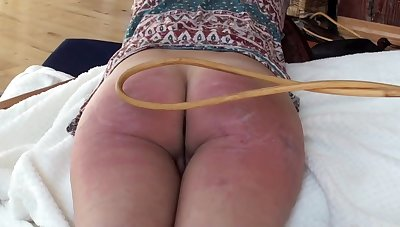 Spanking Chastisement - Casey Severely Beaten To Tears