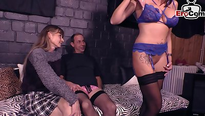 Sex therapist show REAL GERMAN Hang on HOW TO FUCK